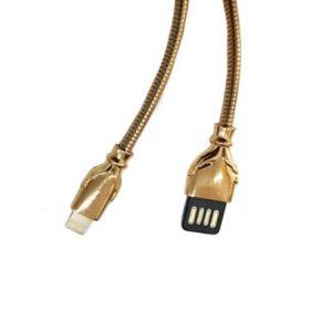 کابل فلزی آیفون Dekkin M-298-E-479