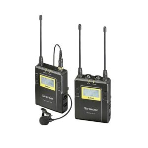 میکروفن سارامونیک Saramonic UwMic9 Kit 1 TX9+ RX9 UHF wireless kit with one transmitter