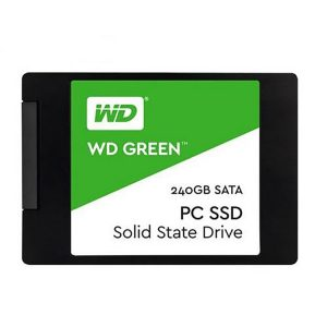 Western Digital wd ssd 240 Green