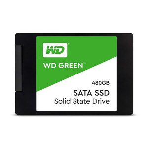 Western Digital wd ssd 480 Green