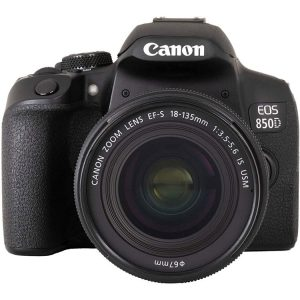 دوربین عکاسی کانن Canon EOS 850D kit EF-S 18-135mm f/3.5-5.6 IS USM