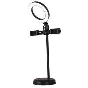 رینگ لایت عکاسی Desktop Live Ring Light