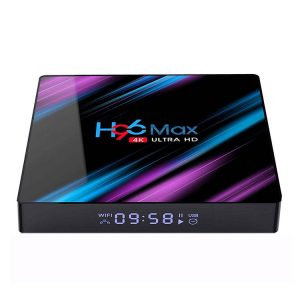H96 MAX 3318 SET TOP BOX 2GB 16GB