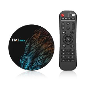 HK1 MAX SET TOP BOX 2GB 16GB