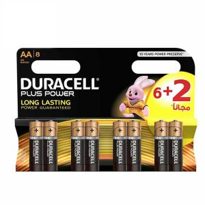 Duracell AA Plus Power Battery