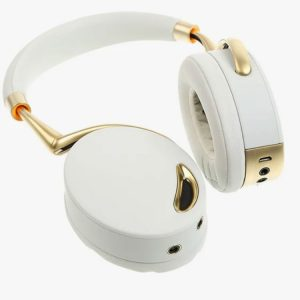 هدفون بی سیم پروت Parrot Zik Wireless Headphone white-gold