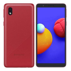 گوشی سامسونگ Galaxy A01 core 16GB قرمز