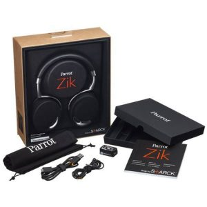 هدفون بی سیم پروت Parrot Zik Wireless Headphone black