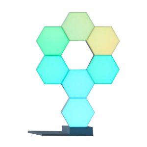 پنل روشنایی هوشمند رومیزی کولولایت مدل Cololight Pro 7pcs Bundle