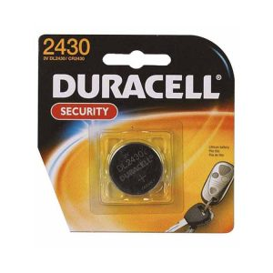 Duracell CR2430 Battery