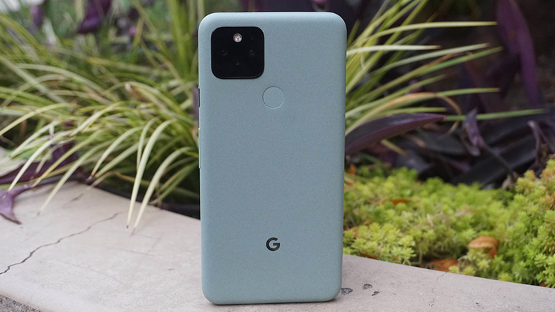 گوشی google pixel 5