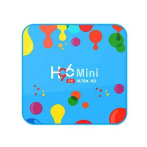 H96 MINI SET TOP BOX 4GB 32GB