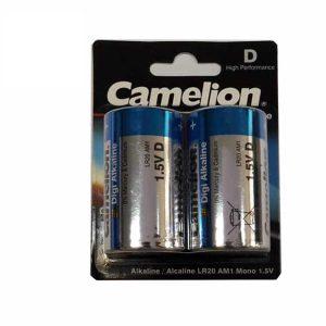 Camelion LR20 Digi Alkaline Battery