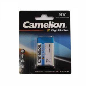 Camelion 6LR61 Digi Alkaline Battery 9v