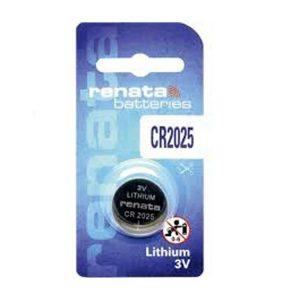 Renata CR2025 Battery