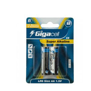 Gigacell LR6 Size AA Battery