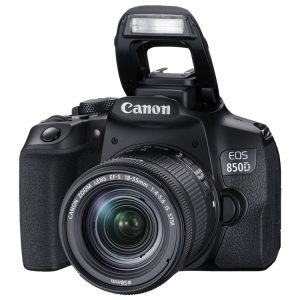 دوربین عکاسی کانن Canon EOS 850D kit EF-S 18-55mm f/4-5.6 IS STM