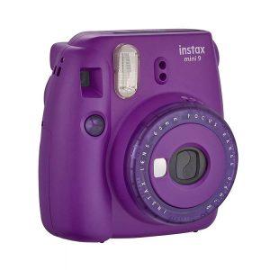 دوربین عکاسی چاپ سریع فوجی Fujifilm instax mini 9 Instant Film Camera Clear Purple