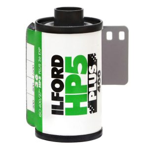 ویدیو نگاتیو ILFORD HP5+ 400 135-36