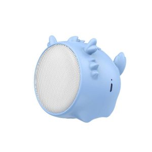 اسپیکر بلوتوثی بیسوس Baseus NGE06-03 Chinese Zodiac Wireless-Dragon E06 Blue