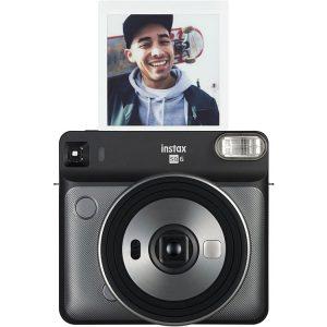 دوربین فوجی Fujifilm instax SQUARE SQ6 Gray