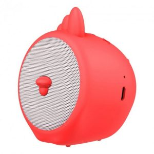 اسپیکر بلوتوثی بیسوس Baseus NGE06-A09 Chinese Zodiac Wireless-Chick E06 Red