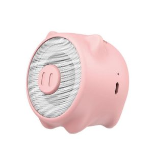 اسپیکر بلوتوثی بیسوس Baseus NGE06-04 Chinese Zodiac Wireless-Pig E06 Pink