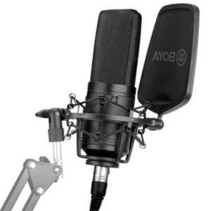 میکروفون استودیویی بویا Boya BY-M800