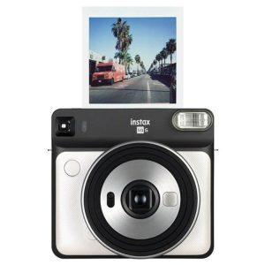 دوربین عکاسی چاپ سریع فوجی فيلم Fujifilm instax SQUARE SQ6 White