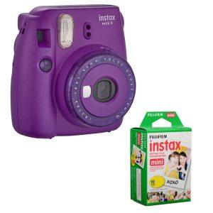 دوربین چاپ فوری فوجی instax mini 9 Purple