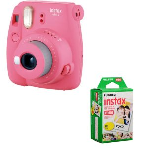 دوربین فوجی instax mini9 Pink