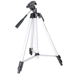 سه پایه دوربین ویفینگ (Weifeng WT-330A Camera Tripod (Silver