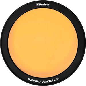 فیلتر رنگی Profoto Quarter CTO