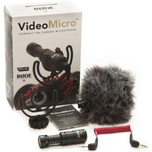 ویدئو میکروفن رُد Video micro