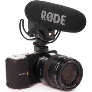 ویدئو میکروفن رُد Video mic pro