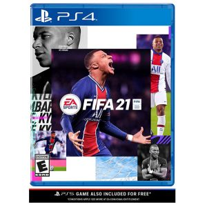 بازی  FIFA 21 for PlayStation 4 & PlayStation 5