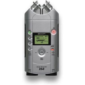 رکورد صدا زوم Zoom H4 Handy Recorder