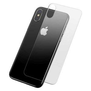 گلس پشت بدنه گوشی iPhone X/Xs