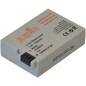باتری دوربین Jupio for Canon LP-E8/NB-E8 7.4V 1120mAh Battery