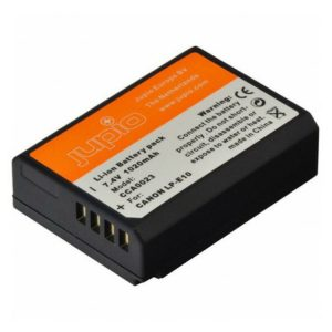 باتری دوربین Jupio for Canon LP-E10/NB-E10 Battery