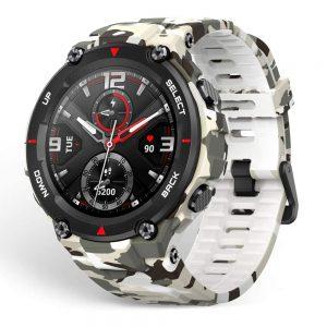 ساعت هوشمند امیزفیت (ارتشی) Amazfit T-Rex