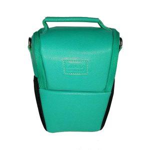 کیف ترنگ سبز آبی