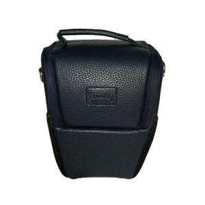 کیف دوربین ترنگ بزرگ سرمه ای Torang Larg zoom camera bag