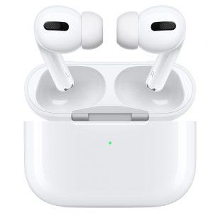 هدفون بیسیم اپل مدل AirPods Pro همراه با محفظهی شارژ