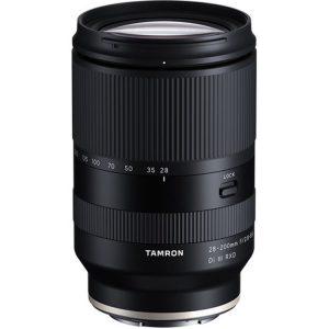 لنز تامرون Tamron 28-200mm f/2.8-5.6 Di III RXD for Sony E