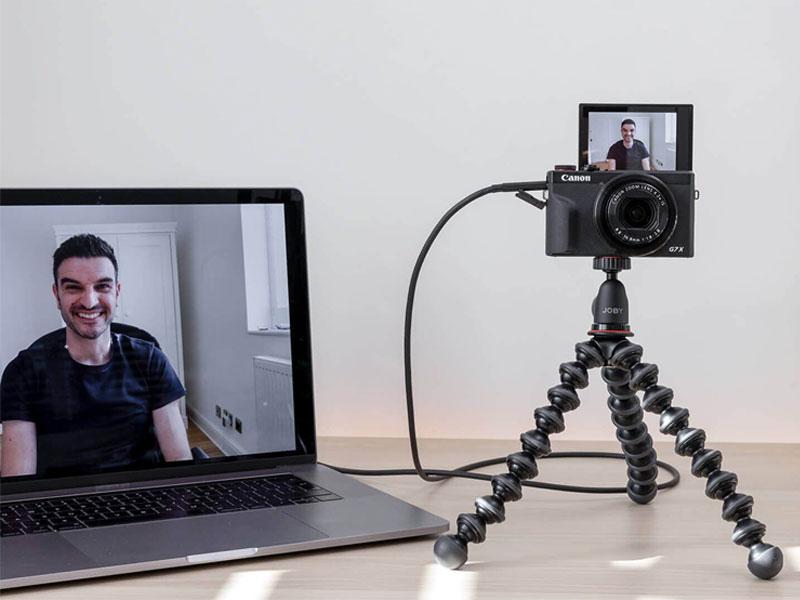 چگونه دوربین های کانن را به وب کم تبدیل کنیم؟ + ویدئو