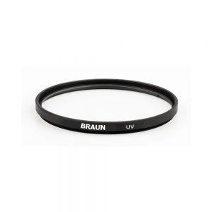 فیلتر لنز عکاسی یو وی BRAUN UV 49mm