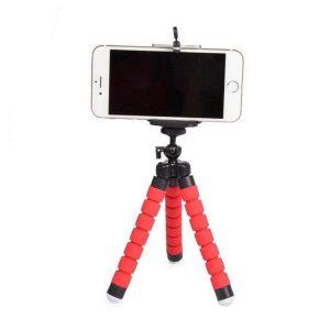پایه نگهدارنده گوشی موبایل مدل اسپایدر قرمز