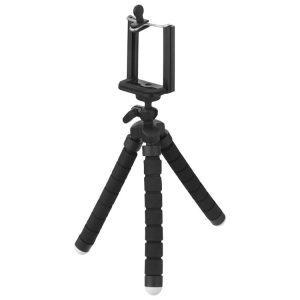 سه پایه Mini Tripod Spider+ Mobile holder-black