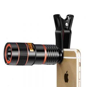 لنز موبایل کلیپسی مدل 12X